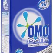 Bột giặt OMO máy giặt cửa trước 3kg